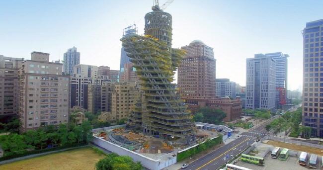 대만 아고라 가든 타워(agora garden tower)