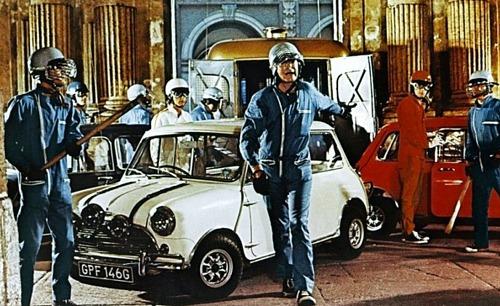 1969 이탈리안잡 원작