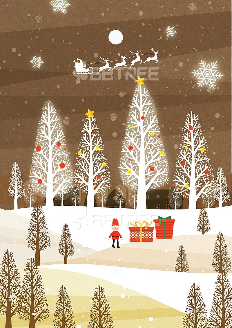 겨울 크리스마스