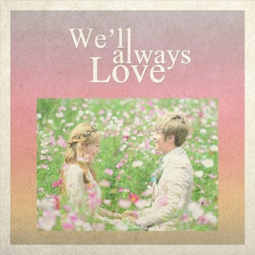 Crazy Music - We'll always Love (feat. YEJOON.E) Lyrics [English, Romanization]