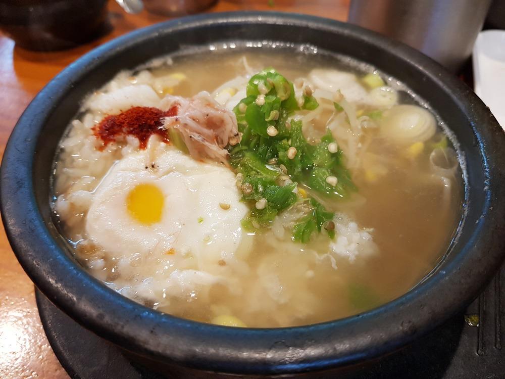 [광주 오포 맛집]숙아채콩나물국밥