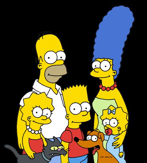 화목한 가족