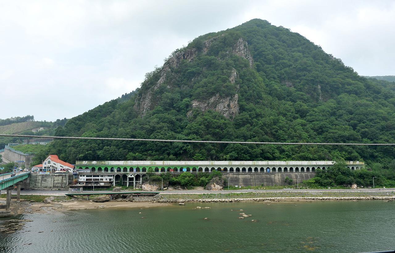 2012년7월 강촌삼악산