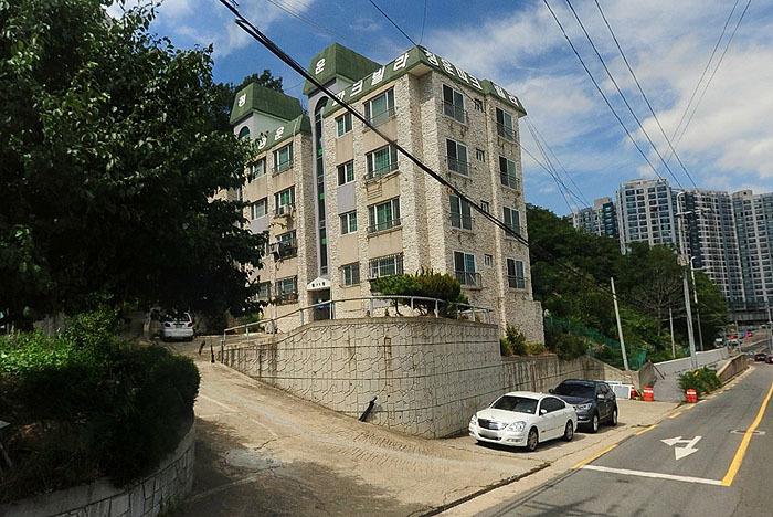 용흥동 청운파크빌라