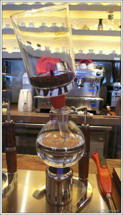 [007/Cafe/강남역] 커피 볶는집....강남역...레이나..